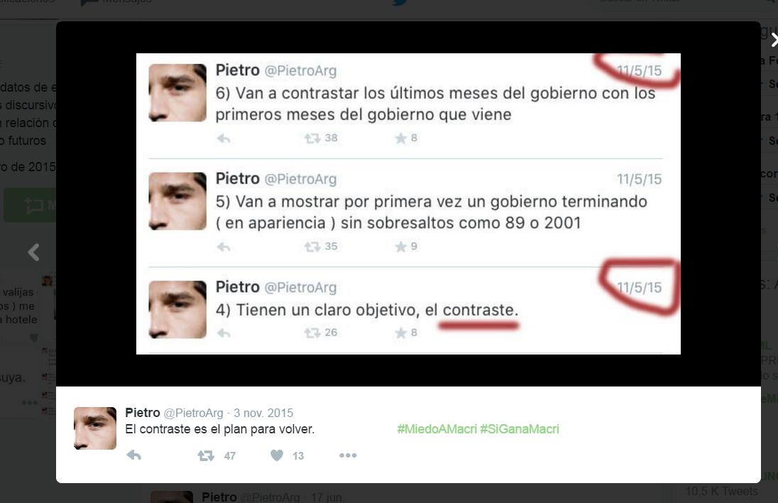Predicciones sobre el futuro de la Argentina 2mga91y