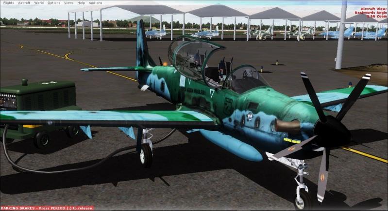 A-29B esquadrão Joker 2migeh