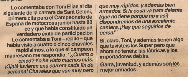 Las Motos de los Juniors 80 cc - 1985 2mq1fg6