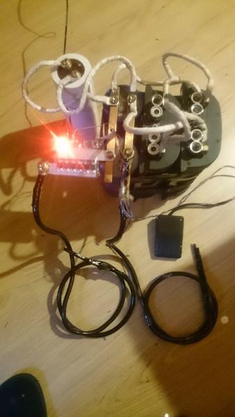 Prototipo de soldadora por punto. 2n84gth