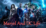 Marvel and DC Life