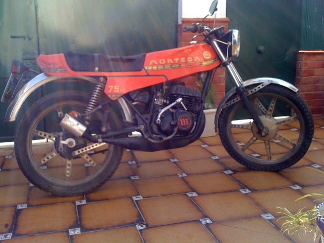 Montesa Crono 75 2py2cr7