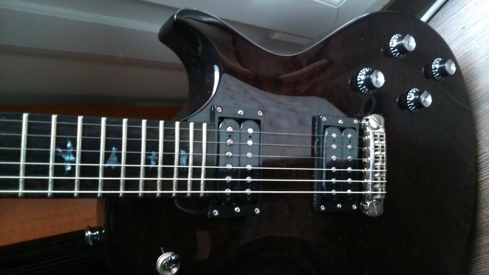 Vendo guitarra PRS SE Fredrik Akesson Signature (Opeth) 2q0270l