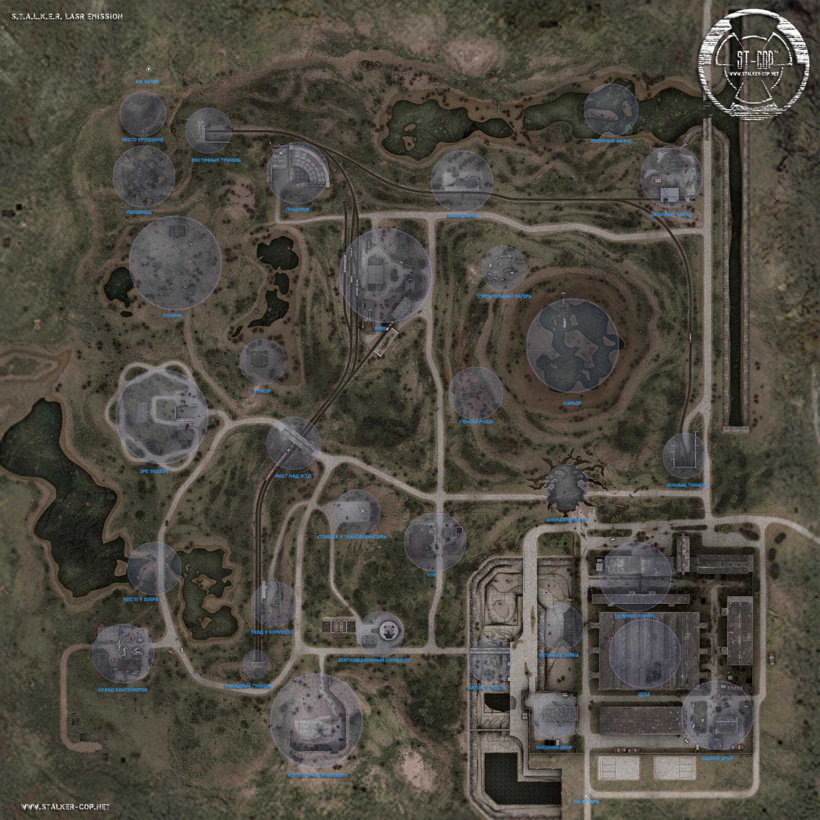 карты зоны -  Карта Зоны 2q1dnxv