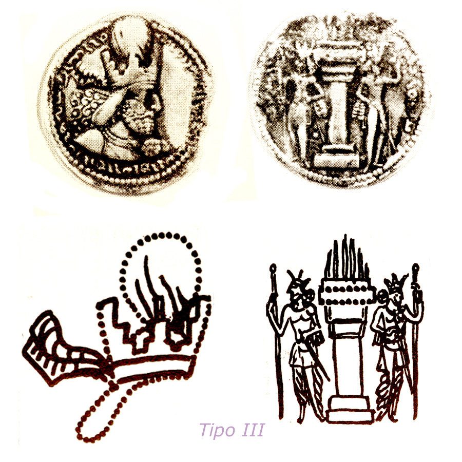 Las coronas de los shas de Persia. 2qdaf6s