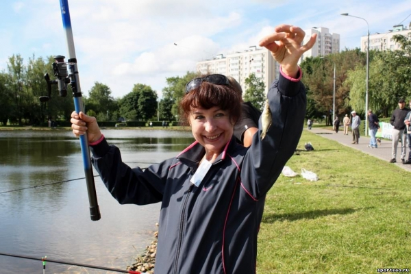 «Народная рыбалка» в мае на Ангарском пруду 2qstf2q