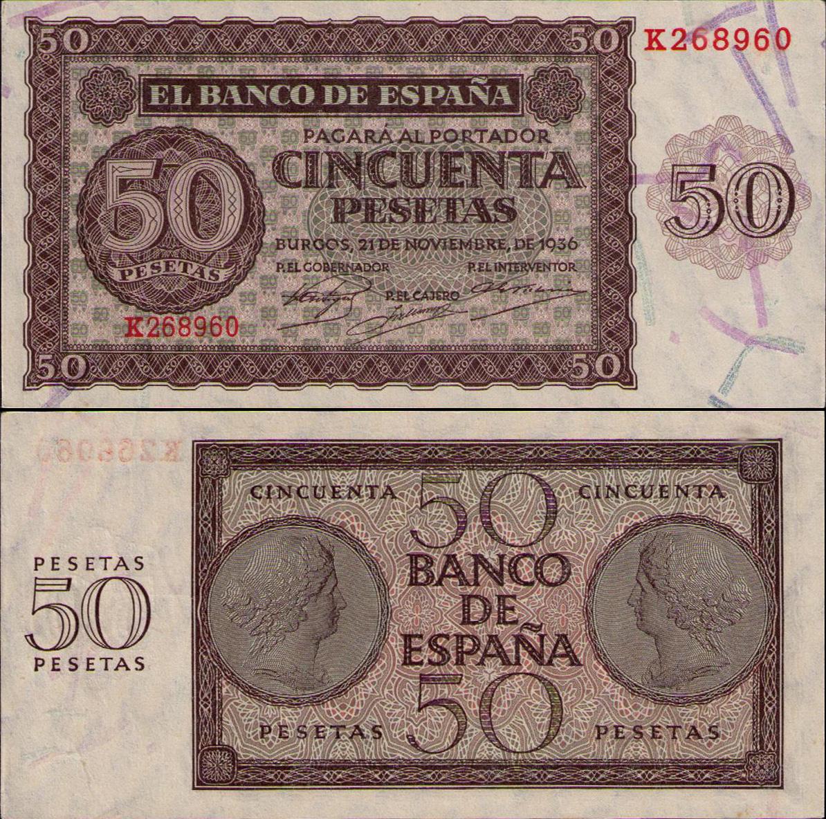 50 Pesetas 1936 2rc8xgh