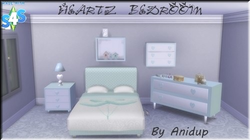 Heartz Bedroom 2re2mi8