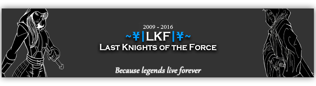 Last Knights of the Force