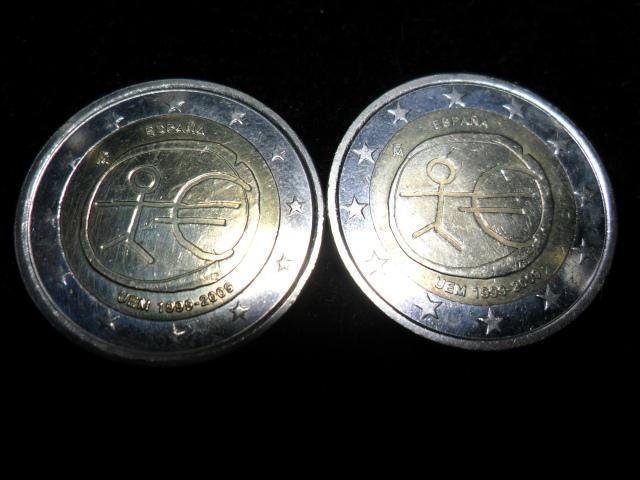 2€ conmemorativos diferntes 2rol0fp