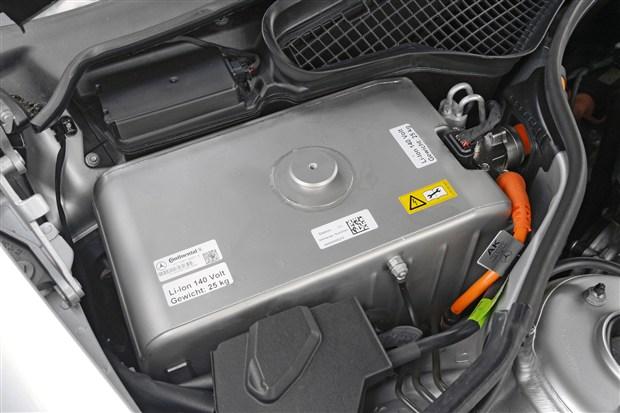 Bateria da S400 hybrid 2ryq6pl