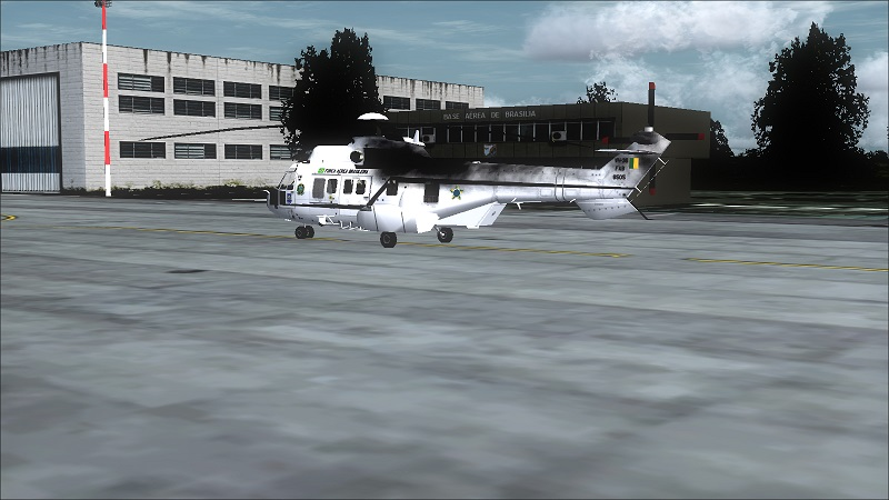 Tráfego - Trafego Brasil aviacao geral 2s650du