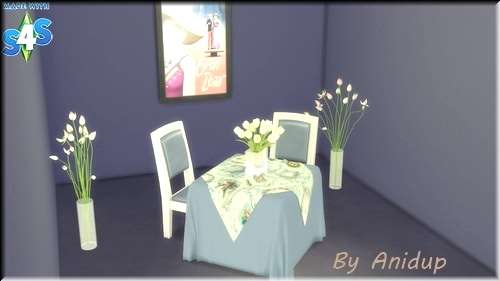The Sims 4: LunaTable Recolours 2s66lgw
