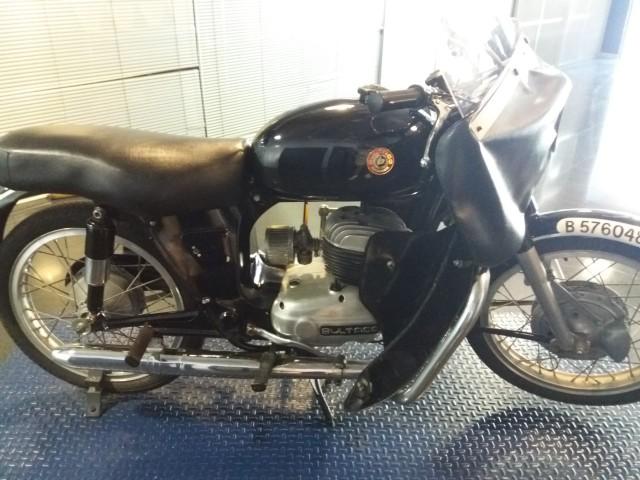"""Bultaco Senior """"Policía Municipal"""" 2s7xjkp"""