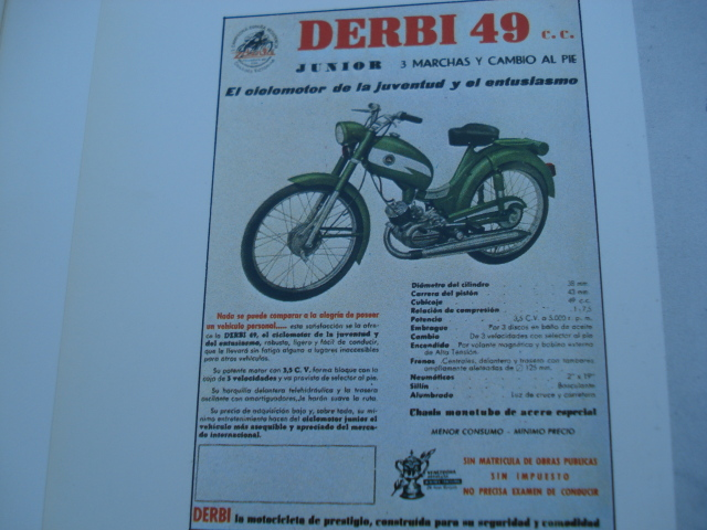 Derbi Junior 2v119w0