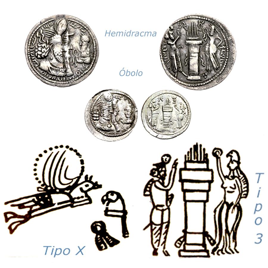 Las coronas de los shas de Persia. 2vnncs7