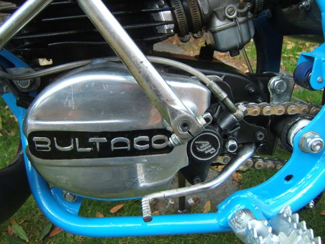bultaco - Embrague hidraulico Bultaco 2vxh99e