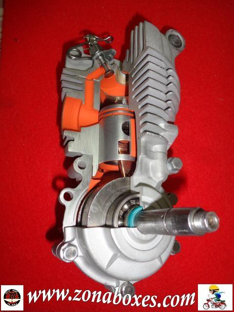 """Motor Seccionado """" Versión Trop """" 2wnra4z"""