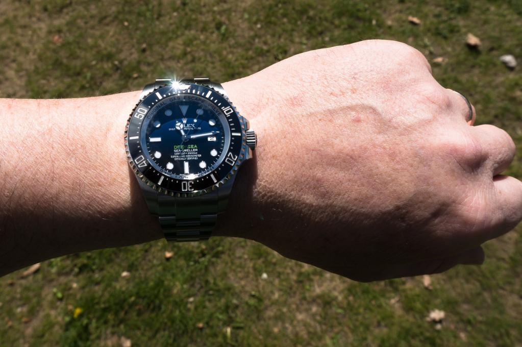 Présentation de la Rolex 116660 SDDS D-Blue James Cameron 2ym6j9i