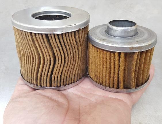 Atenção (e alteração) ao filtro de óleo original Nissan 2yytw8x