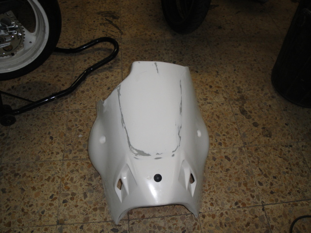 Resucitando Suzuki GSX-R 750 / 90 2zs1n9t