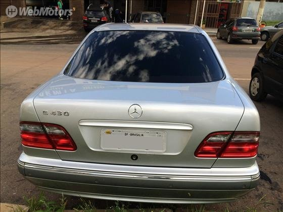 (VENDO): W210 - E430 B4 - 2001 - R$39.000,00 - VENDIDO 2ztlgz9