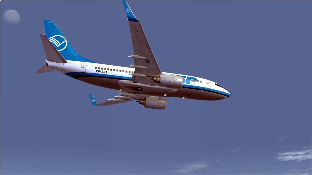 Boeing 737-700 Vasp 300ej3m