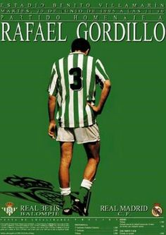Homenaje a Gordillo 1995 - Real Betis Vs. Real Madrid (288p) (Castellano) 30wsdmx