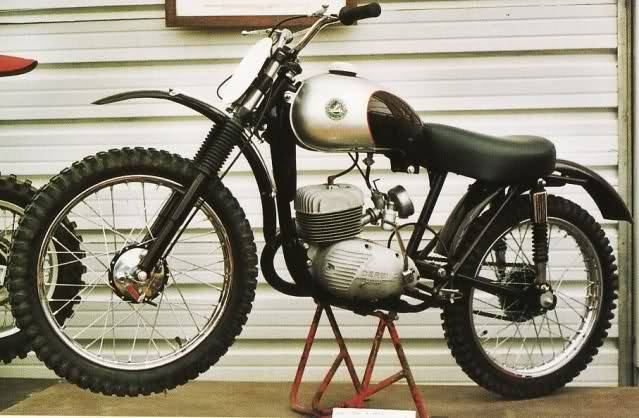 cross - Rara Derbi Cross de 1959  3164too