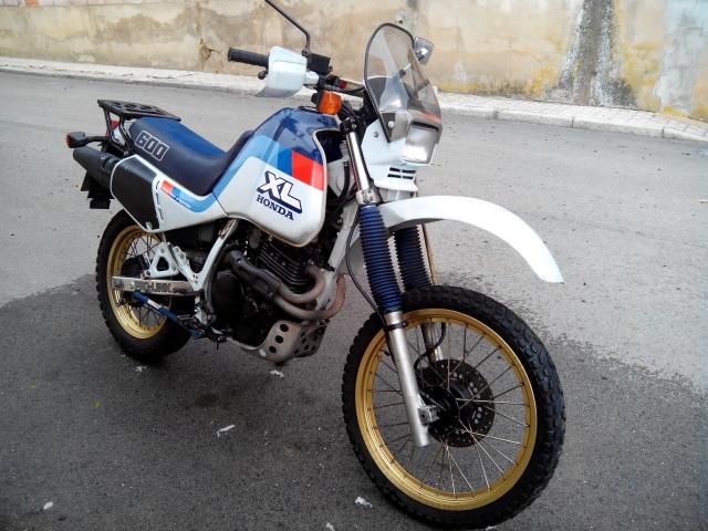 HONDA - Otra mas en la familia Honda xl 600 lm 32zhlwz