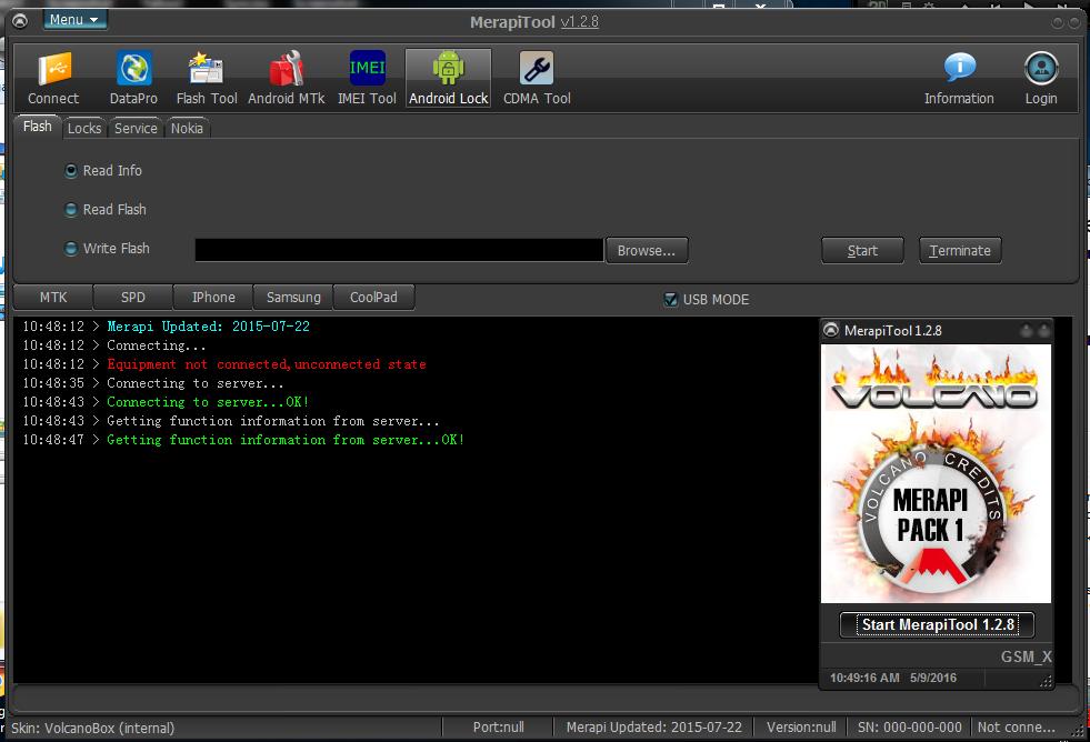 Merapi Tool v1.2.8 33bcmeb