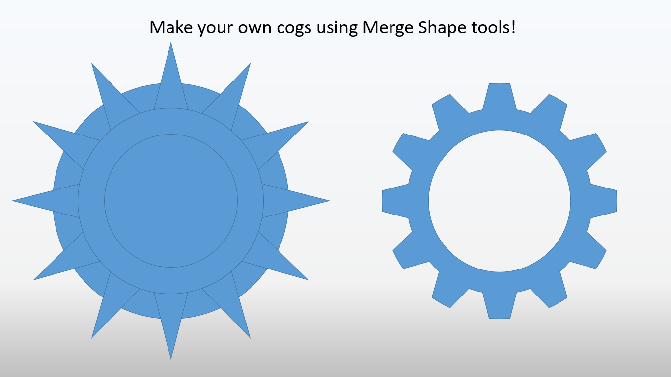 Make your own cogs and gears! 344zhbp