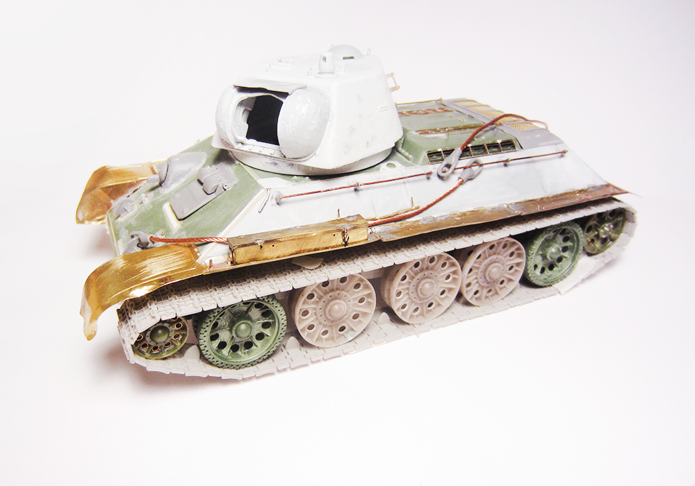 T-34-76 ICM 1/35 - Страница 3 345ii4p