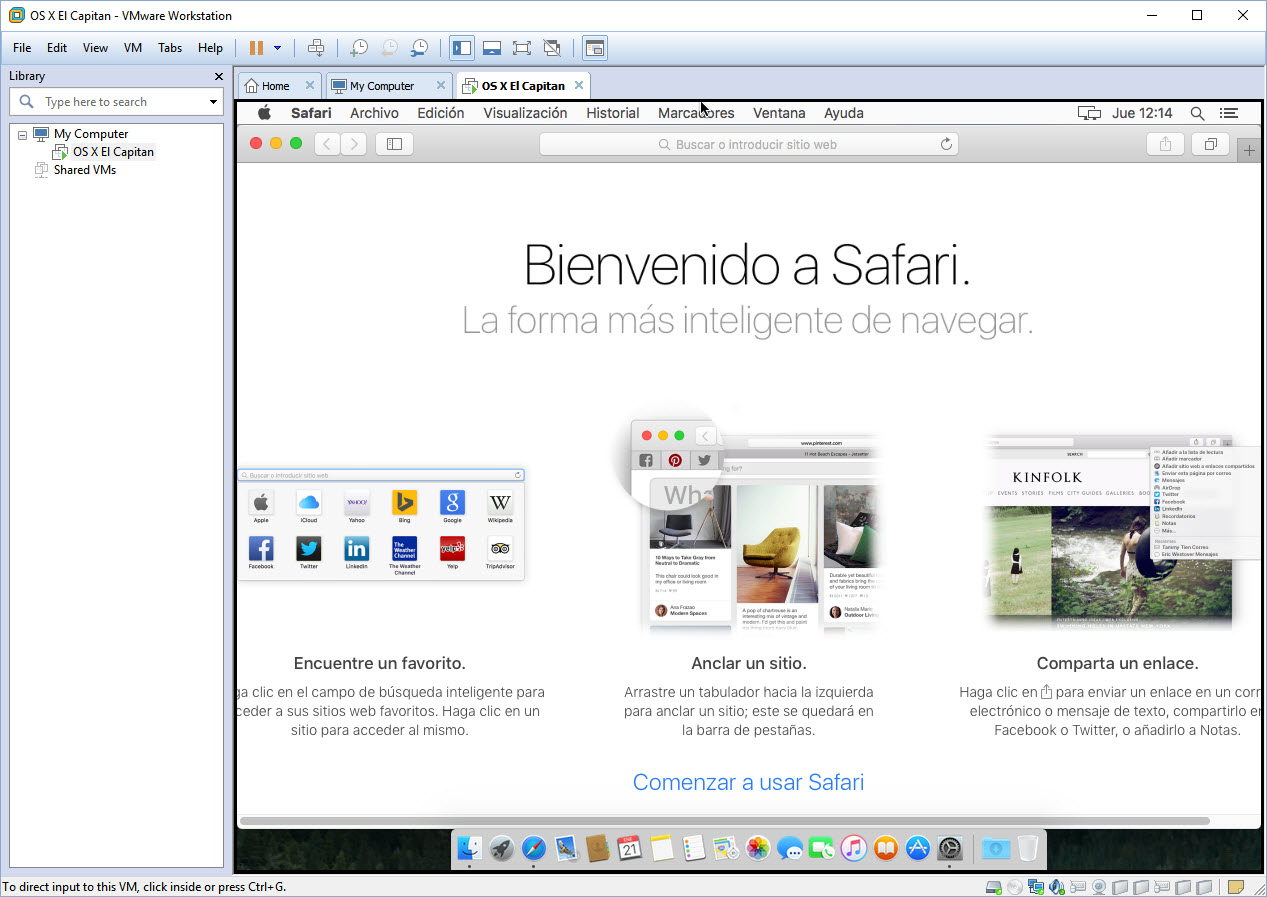 [TUTORIAL] VMWARE: INSTALANDO OS X EL CAPITÁN EN OS X Y WINDOWS... A LA BILBAÍNA 34pnupt