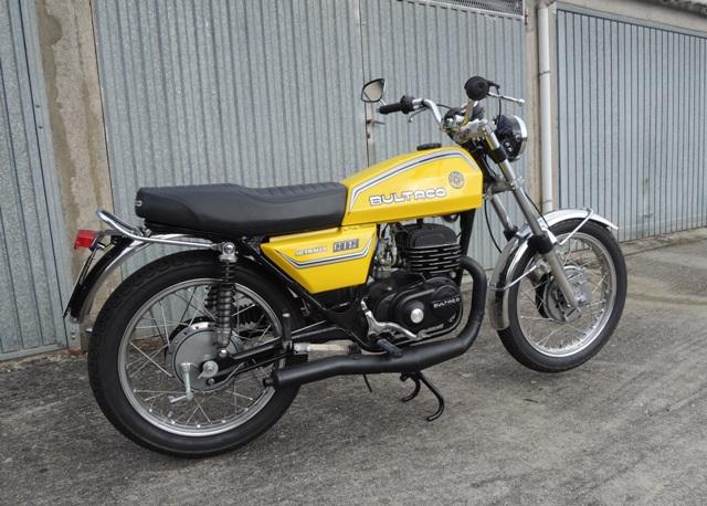 metralla - Bultaco Metralla GTS * by Jorok 350os8w
