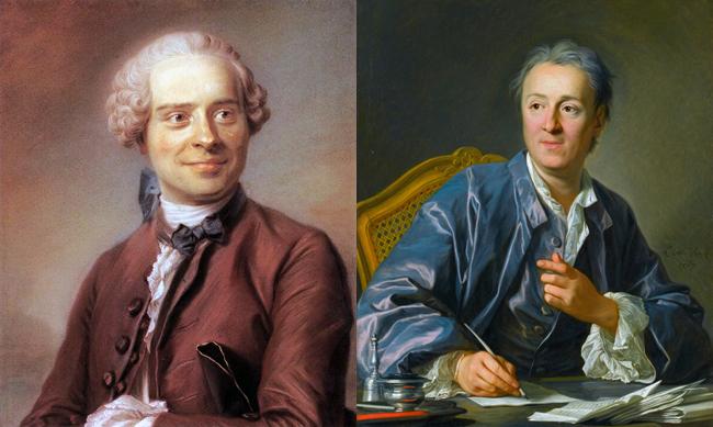 Serie Libros Inmortales – Cap. XVI: DENIS DIDEROT Y JEAN LE ROND D´ALEMBERT, 1713-1784 Y 1717-1783 351u0e1