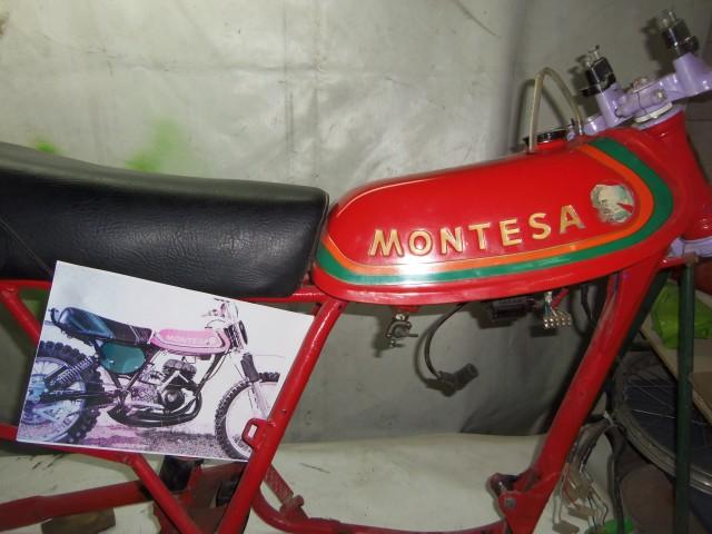 Montesa Cappra VR ¡documentada! 35l90k9