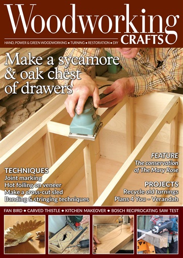 Woodworking Crafts 50 (March 2019) 4t8u1w