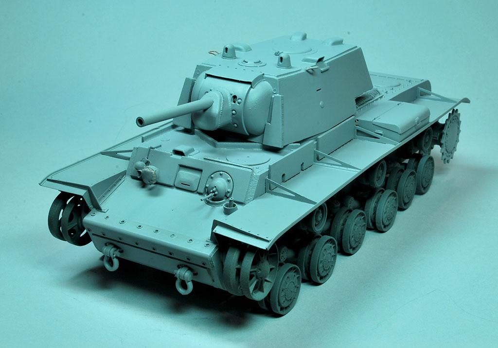 КВ-1 Ленинградский фронт 1942г - Страница 2 55154p