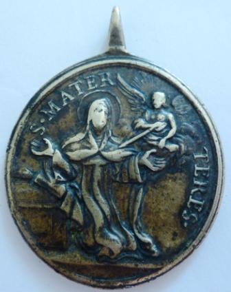Santa Teresa de Jesús / San Cristóbal (R.M. SXVIII-O321) 5zgqdv