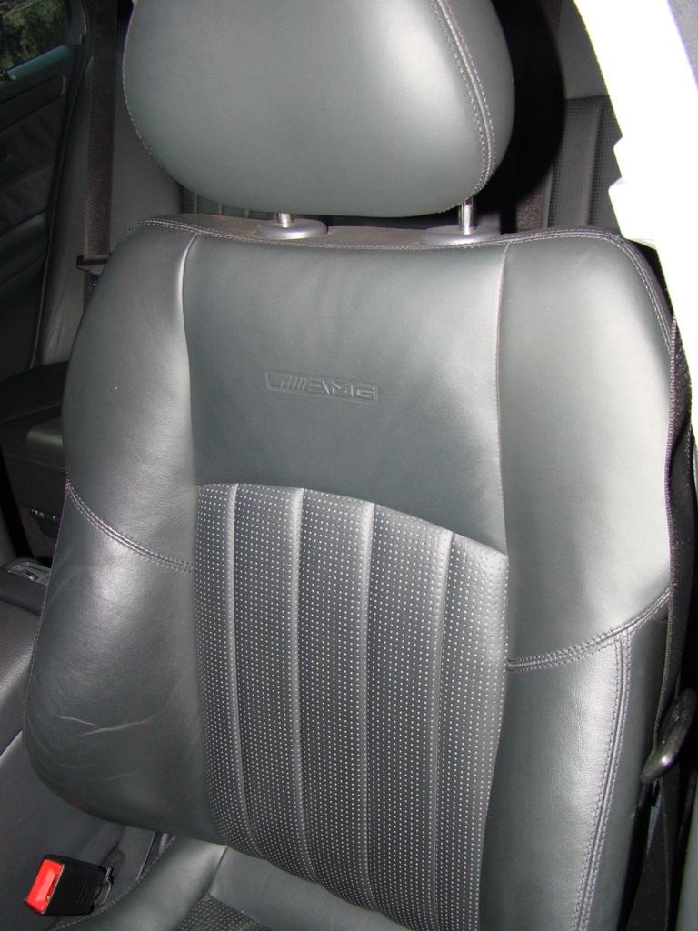 W203 C32 Touring AMG 2001 - R$ 79.000,00  6865hs