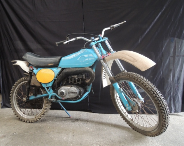 Os presento mi Bultaco Frontera 74 6ek61j