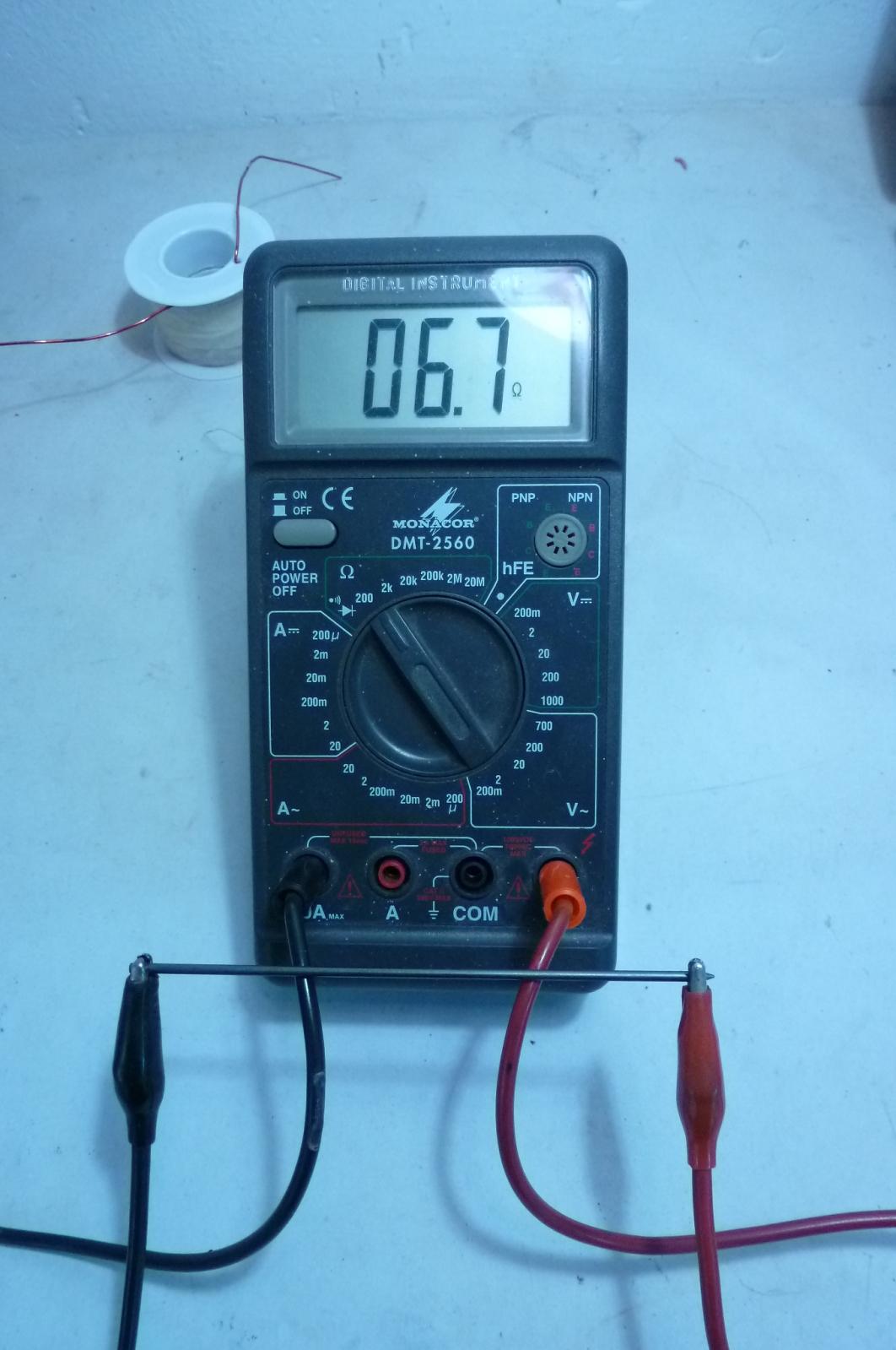 Resistencias de carbón audiophilas. 90dac8
