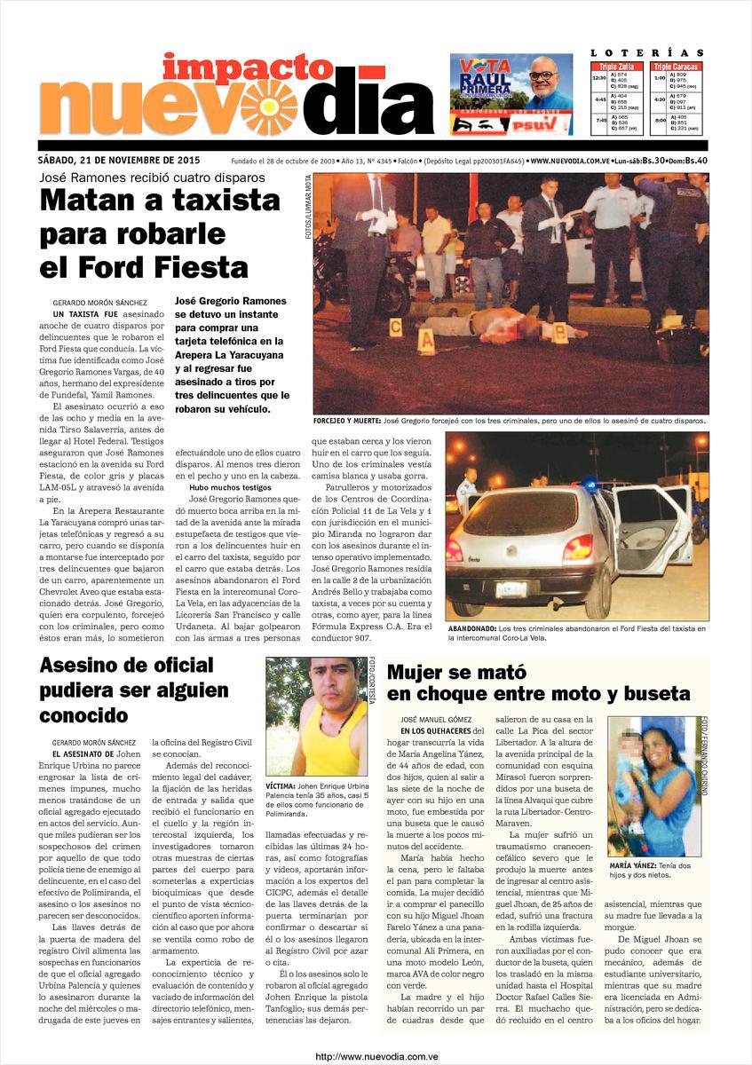 Crisis de inseguridad en Venezuela. (sálvese quien pueda) - Página 3 9uokuq