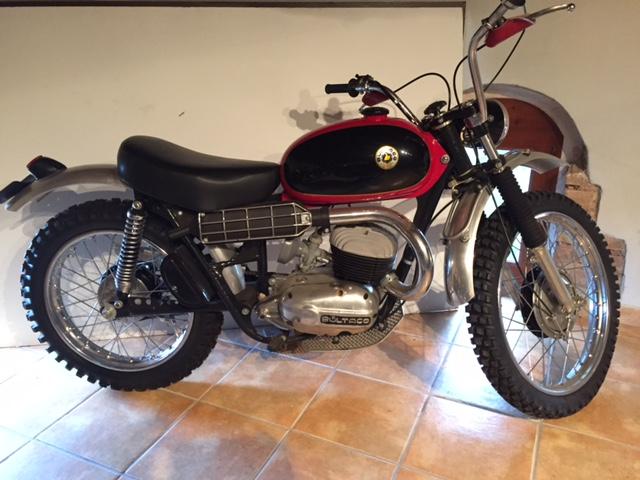 Colección TT Competición: Bultaco,Montesa,Ossa A10iti