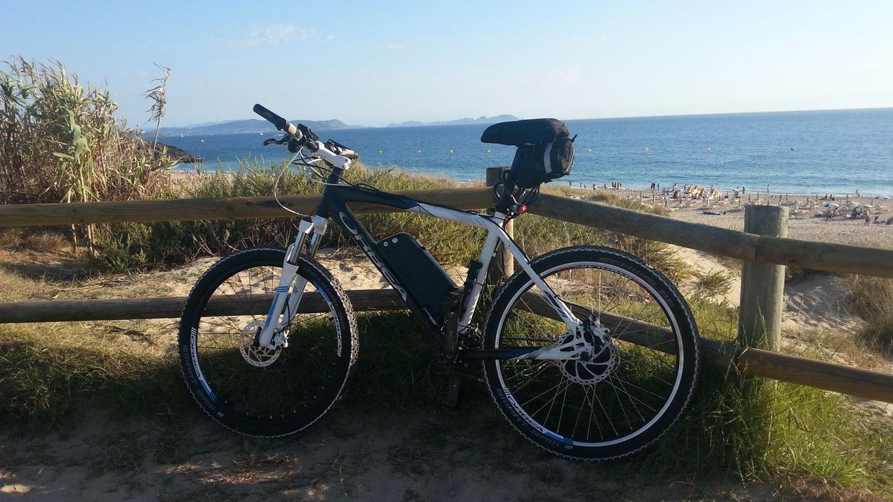 Presenta tu bici eléctrica Awarut
