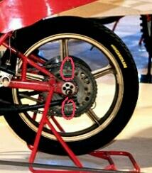 Réplica Derbi 250 GP Bicilindrica Nieto-Grau Ayv8js