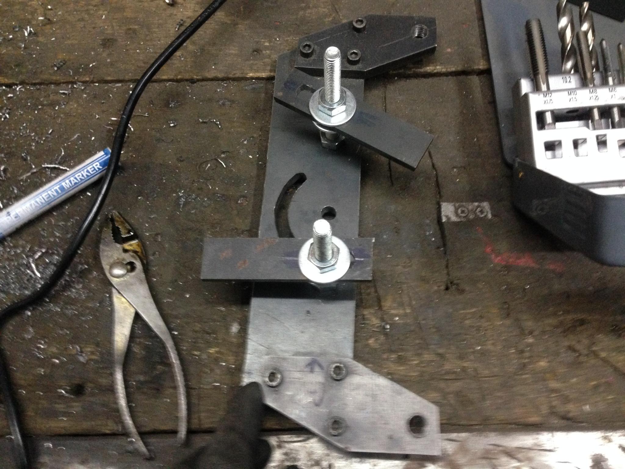 Belt grinder Replika KMG B3my9w