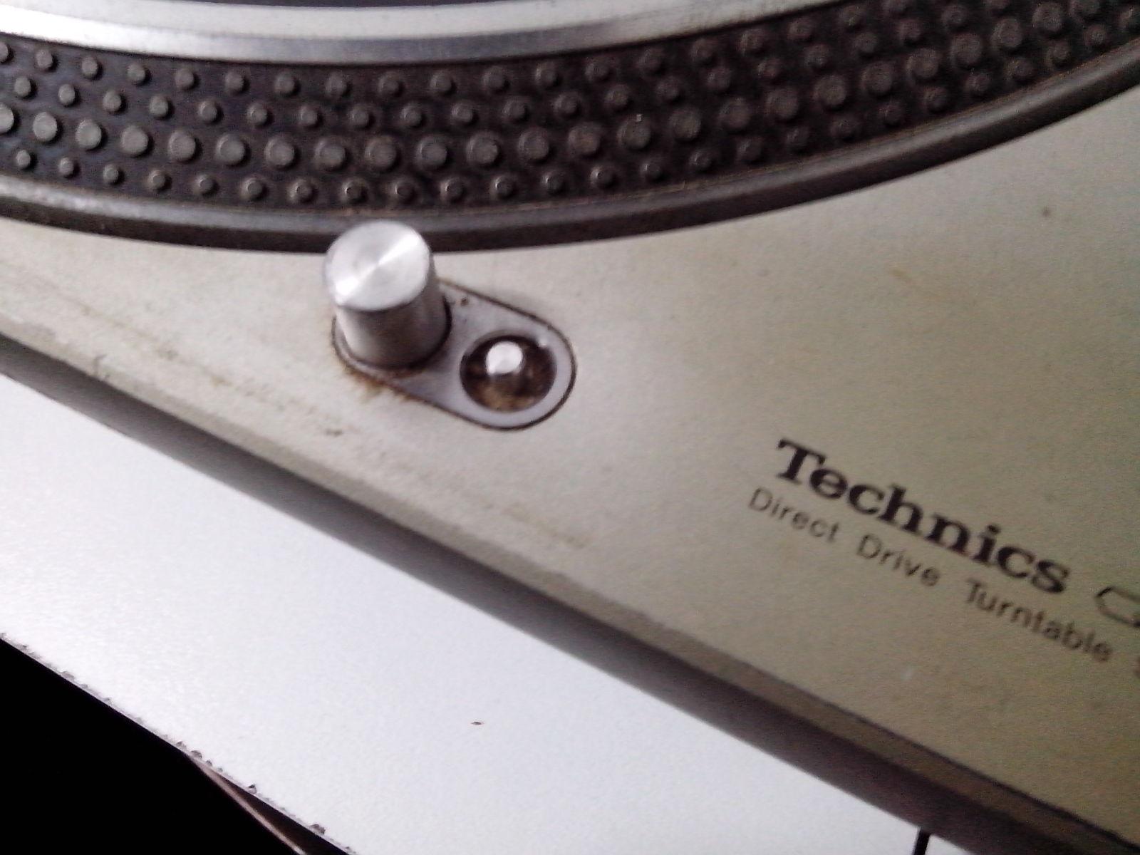 Restauración y mejora de un Technics SL1200 Dms7sy