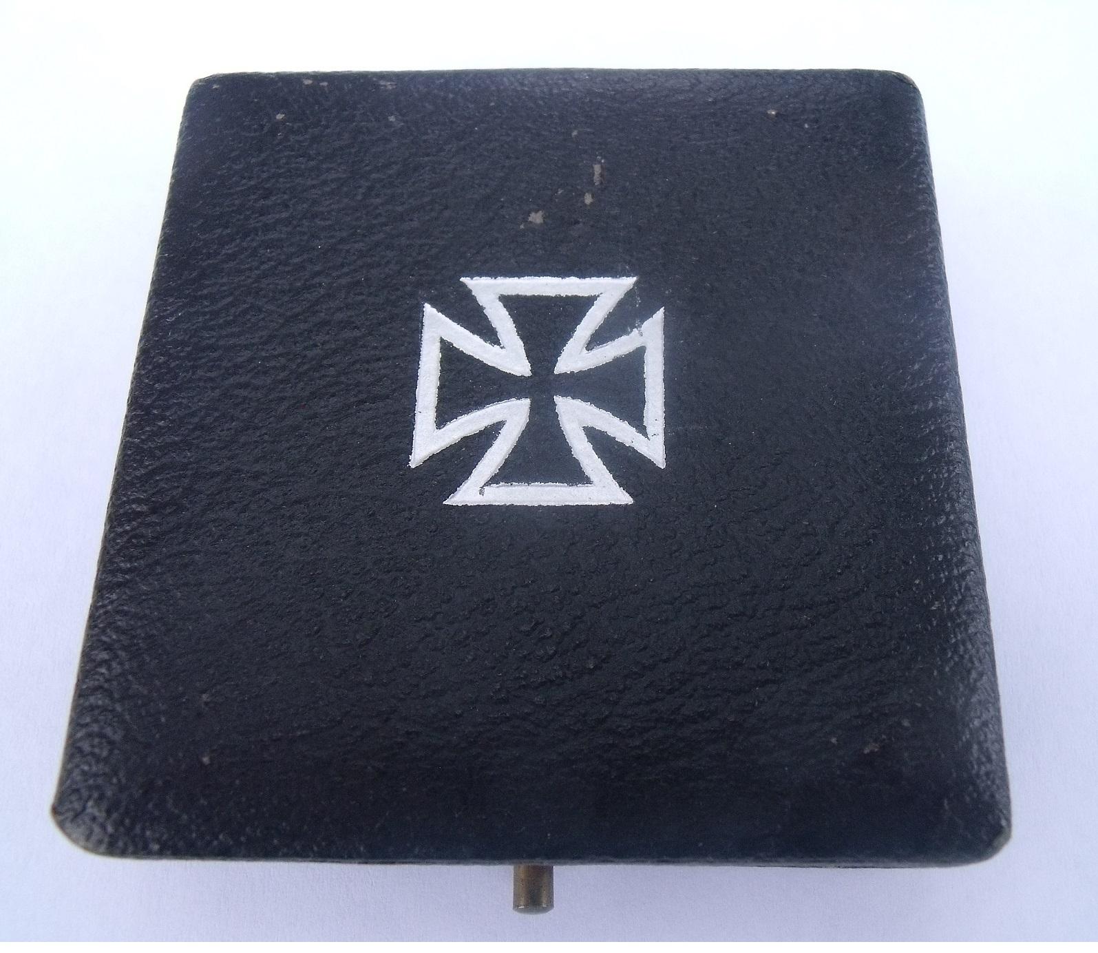 Ecrins pour Croix de Fer de 1ère Classe (EK1) 1914, 1939 et 1957 E63jwi